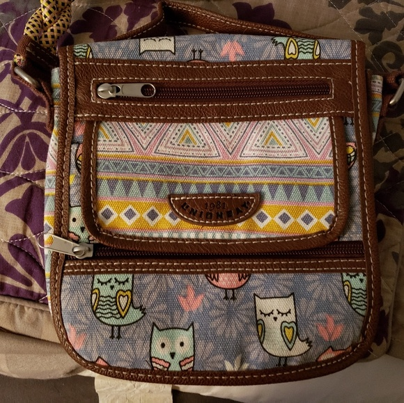 UNIONBAY Handbags - Unionbay owl bag
